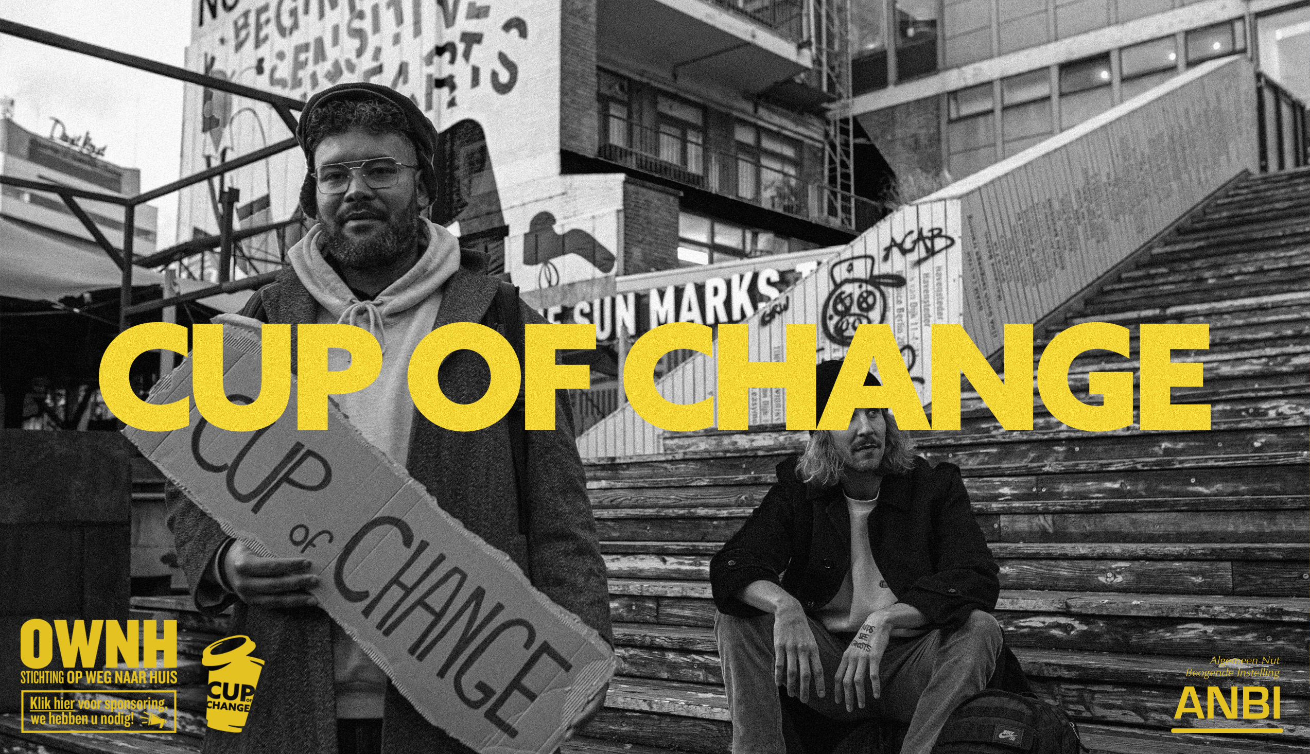 Cup of Change